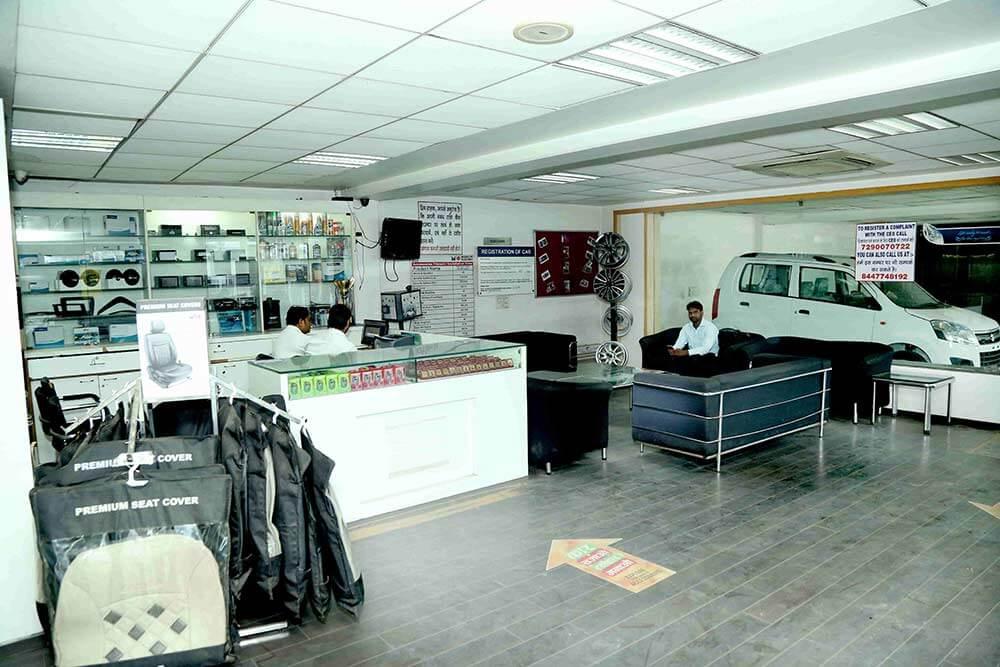 TCS Autoworld Maruti Suzuki Faridabad