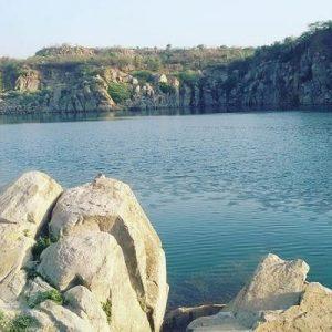 Surajkund Lake