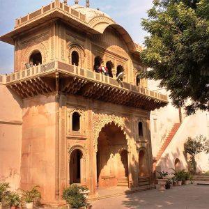 Raja nahar Singh Fort